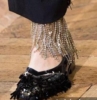 脚链真的只是戴条链子那么简单?