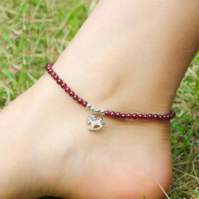 12星座专属的脚链,摩羯好古风,你的是哪个?