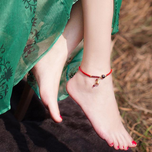 女人知道为什么要带红绳吗?里面大有讲究,看了你就懂了
