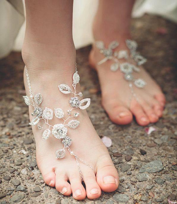 你知道戴脚链有哪些含义吗?可不仅仅是臭美哦!