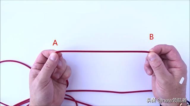 绳编——看伞绳DIY制作户外一拉得应急手链 超方便实用