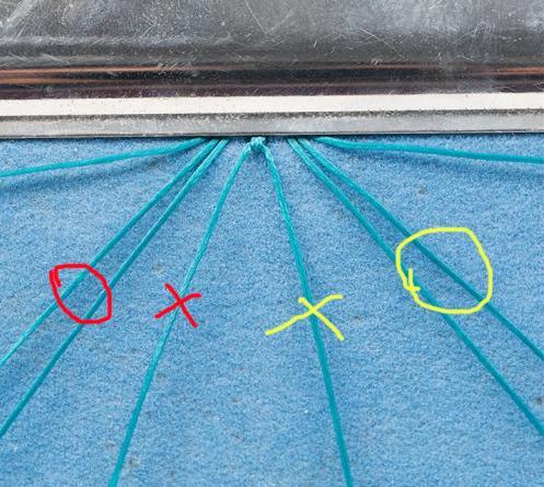 「教你编绳」非常实用又好看的欧式古典吊坠绳,教程请看文章