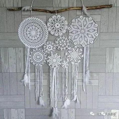 这么美的挂饰,绝对想不到是什么做的!(附教程)