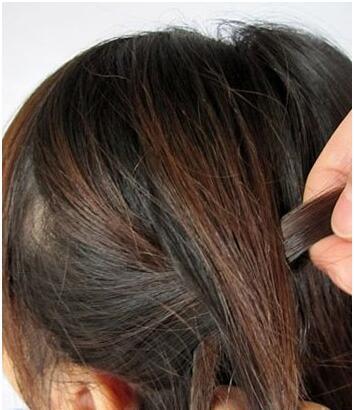 韩式蝎子发型扎发图解,让你轻松掌握蝎子辫编发的技巧!