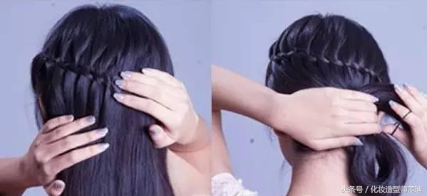 四款蜈蚣辫发型扎法速学!(纯干货)