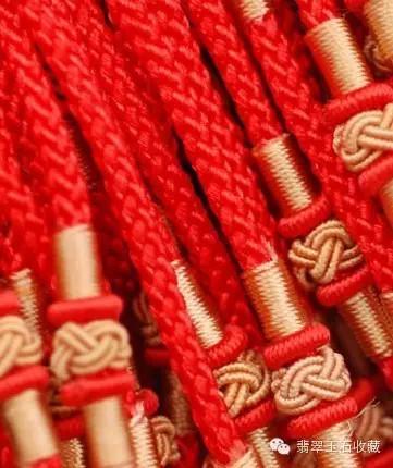 你的吊坠这样编绳结,绝对上档次了
