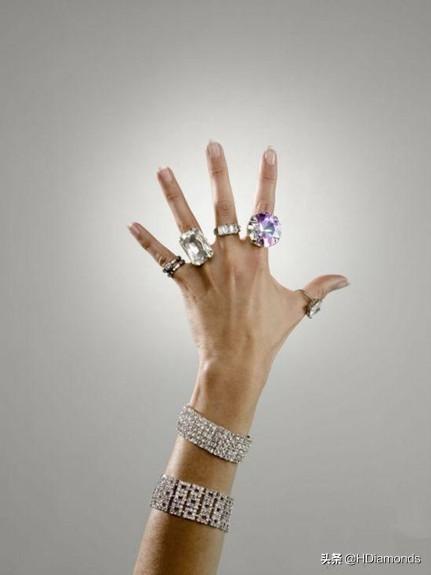 20多种戒指、手链、项链、耳饰的搭配方法——收藏备用