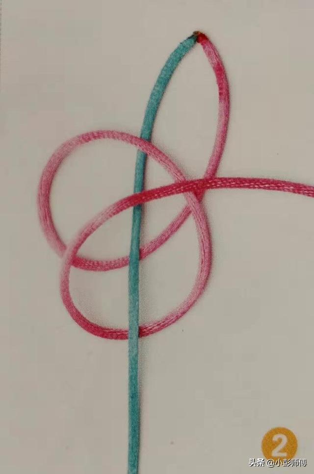 图文教你一看就会的金刚结编法,手链,挂绳,小挂件都能用得上