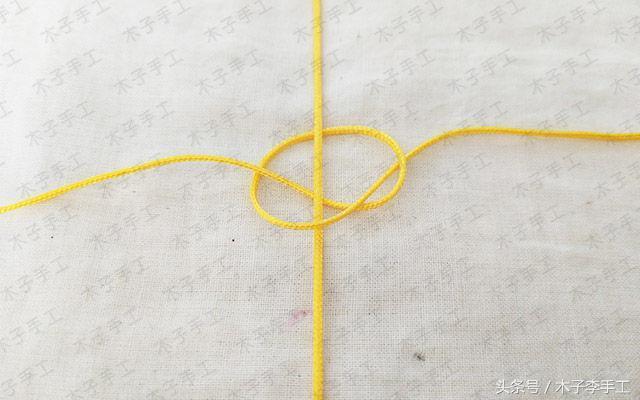 呆萌可爱的桃子手机挂饰制作图解