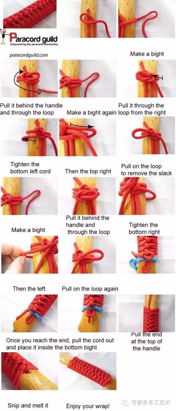 一根绳子随便一编,用处大得你意想不到!