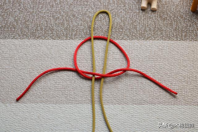 编绳收尾的艺术,平结装饰结