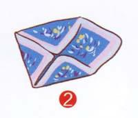 小方巾的10种最美系法,值得收藏!