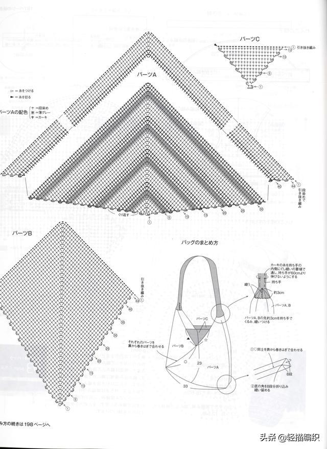 一组钩针配饰,帽子、吊坠和背包,仙人球摆件很动感