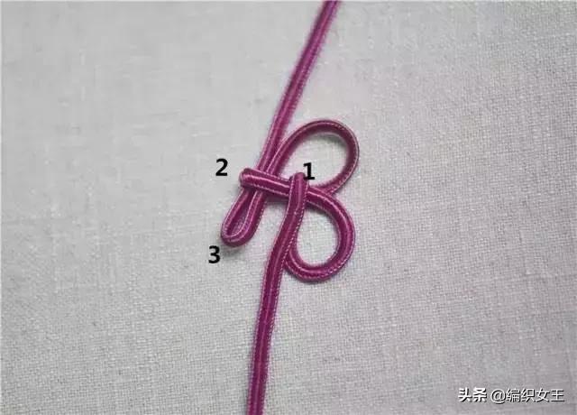 唯美中国风编织耳环,古典雍容!