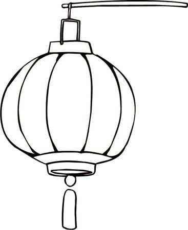 象征中国的标志简笔画,