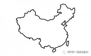 象征中国的标志简笔画,有中国代表的图画