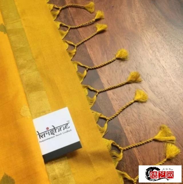 流苏制作,装饰各种衣服很漂亮,旧毛线、旧衣服都能用