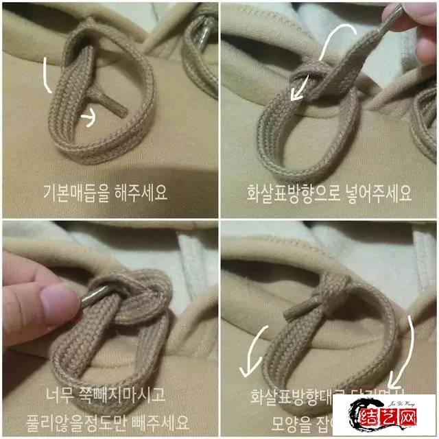 询问度超高的连帽卫衣抽绳系法重出江湖!