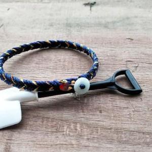 男士手链编织教程,适合男生的diy手链编法