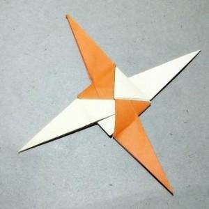 飞镖折纸大全,六款简单漂亮飞镖详细步骤教程