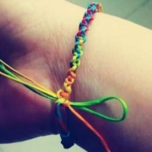 五彩绳代表什么意义,端午节五彩绳的寓意