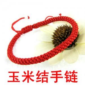 玉米结的寓意和象征,附玉米结的编法