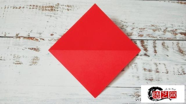 折纸教程:教你折个好玩的金箍棒,简单易学,小朋友最爱