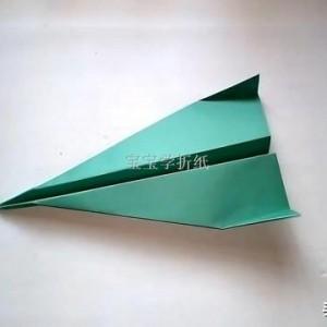 折纸飞机大全步骤,简单的1-5岁简单的折纸大全
