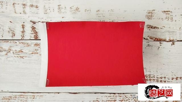 庆元宵,用彩纸做个喜庆的灯笼,简单易学装饰好看