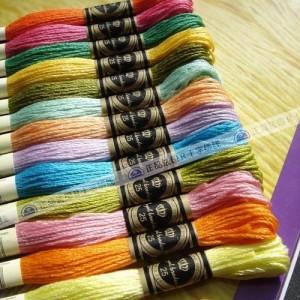 手工刺绣的工具与刺绣材料有哪些