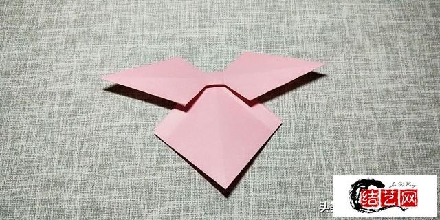漂亮蝴蝶结贺卡手工,简单易学又别致,送人满满心意
