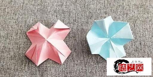 手指小陷阱,折纸小玩具图解教程,简单又好玩