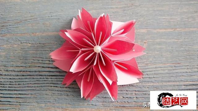 樱花手工合集,简单又漂亮,收获满满少女心