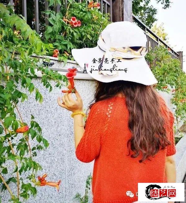 春秋超实用的手织毛衣,女士百搭棒针小开衫,附编织图解教程