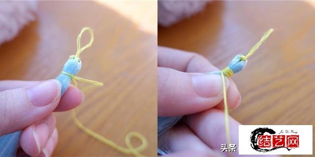丝带也能制作流苏,便宜简单的丝带制作教程来啦