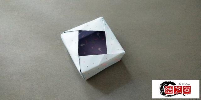 几步就能完成的纸巾收纳盒,简单实用,一起来看看