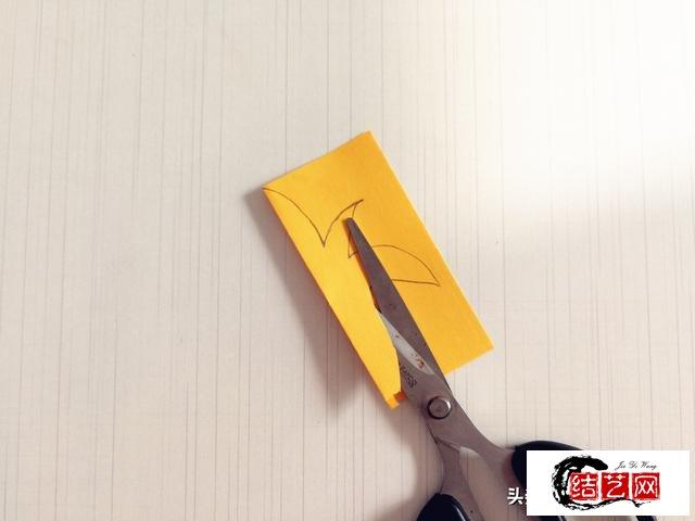 幼儿园手工,剪纸玉米,简单易学